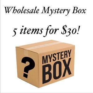 5 for $30 Boutique Mystery Box!